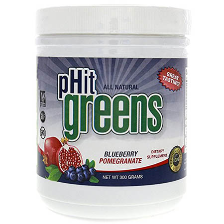 Phit Greens Blueberry